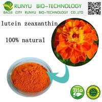 Plant Extract Supply 100% Marigold Extract Natural Lutein And Zeaxanthin