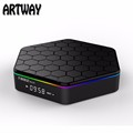Artway Unique design Amlogic S912 Android 6.0 Set top Box T95Z Plus with 2G / 16G