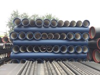 ductile iron galvanized iron pipe specification low price good quality
