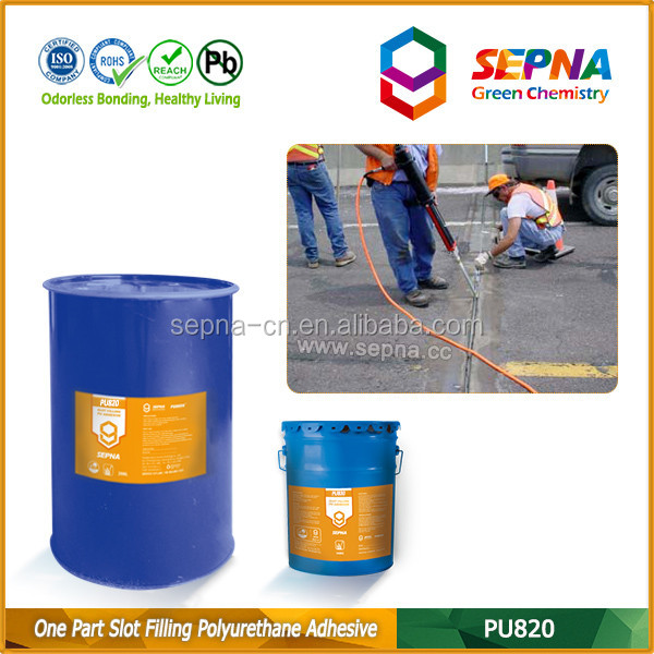 Joint Materials Grey Color PU Joint Sealant