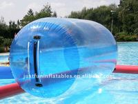 inflatable water bubble roller, inflatable water roller,inflatable water walking roller