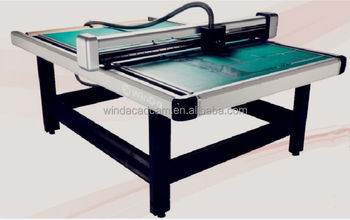 Template Cutting Machine