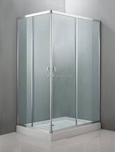 top selling products in Alibaba frameless sliding shower enclosure