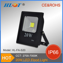 3 years warranty solar flood light with timer Chinese Manufacturer