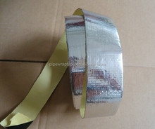 Self-adhesive Reinforced Alu bitumen tape for roof window