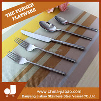 wooden handle stainless steel flatware sets wholesale