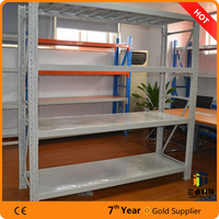 Durable low cost storage long steel Racking