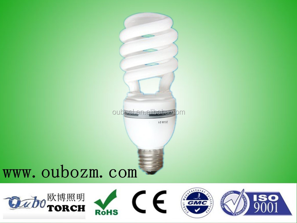 fluorescent light,25w 6400k cfl energy saving lamp