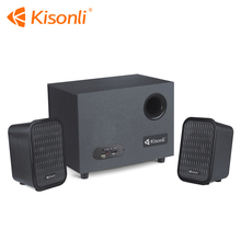 Hot Sale Popular 2.1 Blue tooth Home Theater Audio Speaker With FM,SD for PC TV