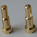 4mm and 5mm common bullet plug