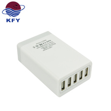 Multi USB 5V 6A Wall Charger Adapter USB Charge US Plug 5 USB Port Ac Charger for iPhone