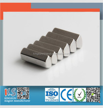 Strong DC Permanent Neodymium Motor Magnet For Sales