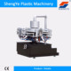 High quality custom shaped Rotary Electric Automatic Extrusion blow molding machine for Small Size Product