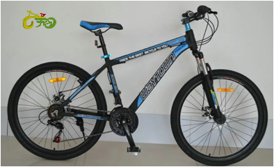 HOT Sale mountain bike 26 inch mountain bicycle with 21 speed aluminum frame and full suspension