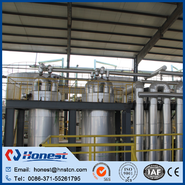 Environmentally Friendly biodiesel production system made in China