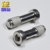 M6x18 Button Head Transportation Bicycle Parts Screws For Disk Brake
