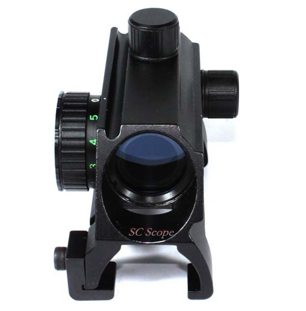 Vector Optics Claw 1x20 Compact 7 Levels Red Dot for HK Style MP5 G3 Optical Sight Red Dot Sight