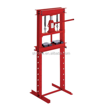 20 ton Hydraulic Shop Press With Gauge With CE Certificated