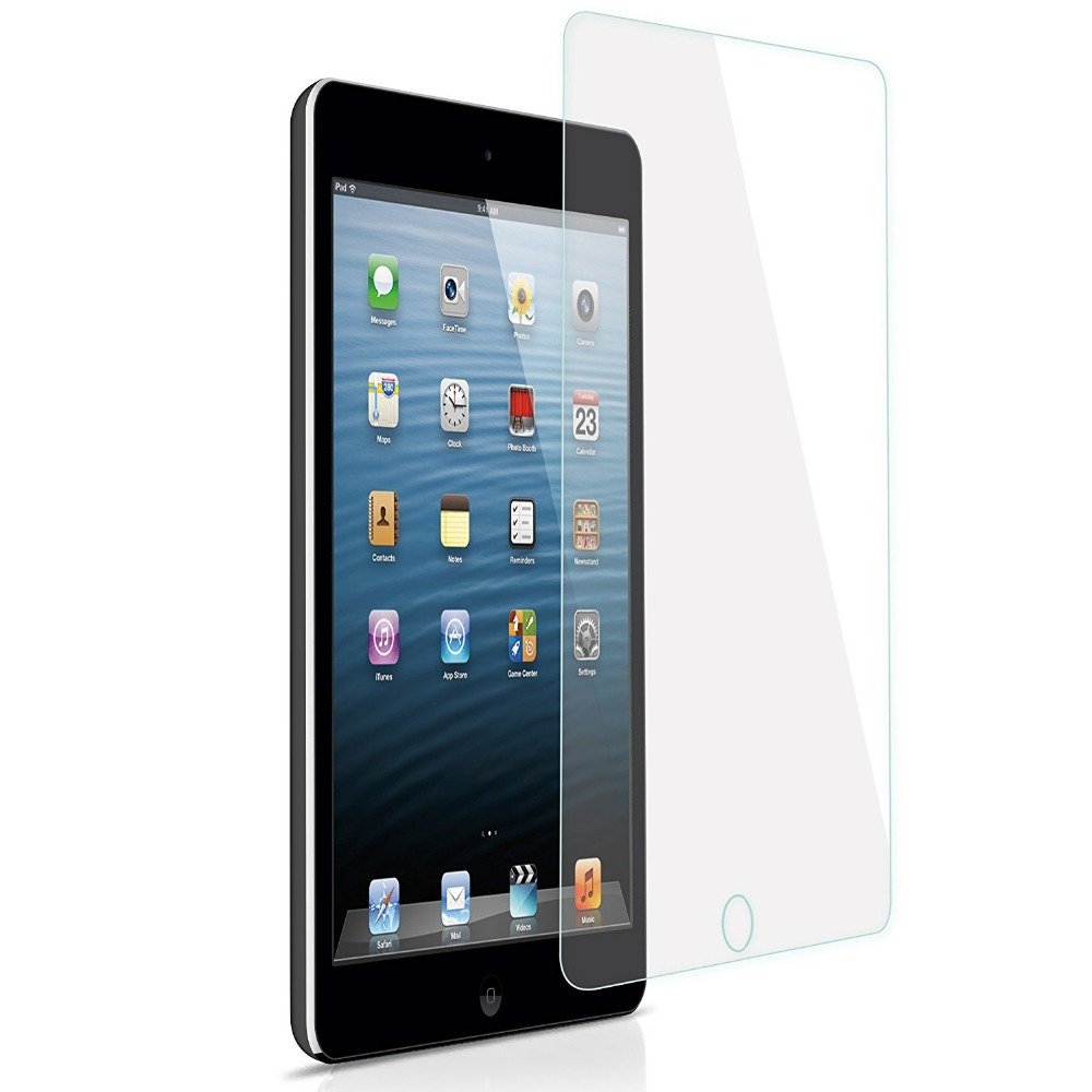 9H Premium Clear Explosion-proof Front Screen Protector for iPad mini Tempered Glass