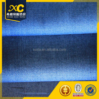 high quality cotton polyester woven denim jeans fabric