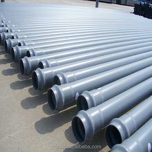 250mm diameter pvc water supply pipe and fitting