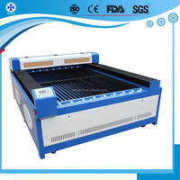High Speed Auto Feeding Fabric CO2 Laser Cutting Machine Price with Taiwan H iwin Guide rail For Sale