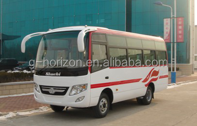 2015 Hot model 7m Coaster type luxury version mini bus with 23 seats