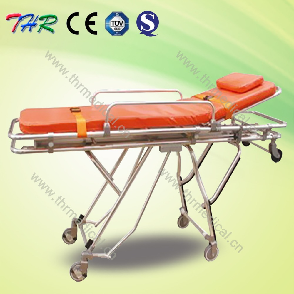 HR-3D Emergency Stretcher/Medical Stretcher/Ambulance Stretcher