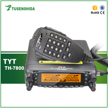 Dual Band 50 watt fm transmitter TYT TH-7800 Mobile radio