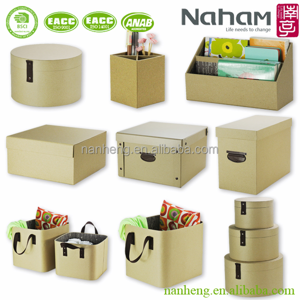 Naham foldable desk eco-friendly a4 magazine file folder holder