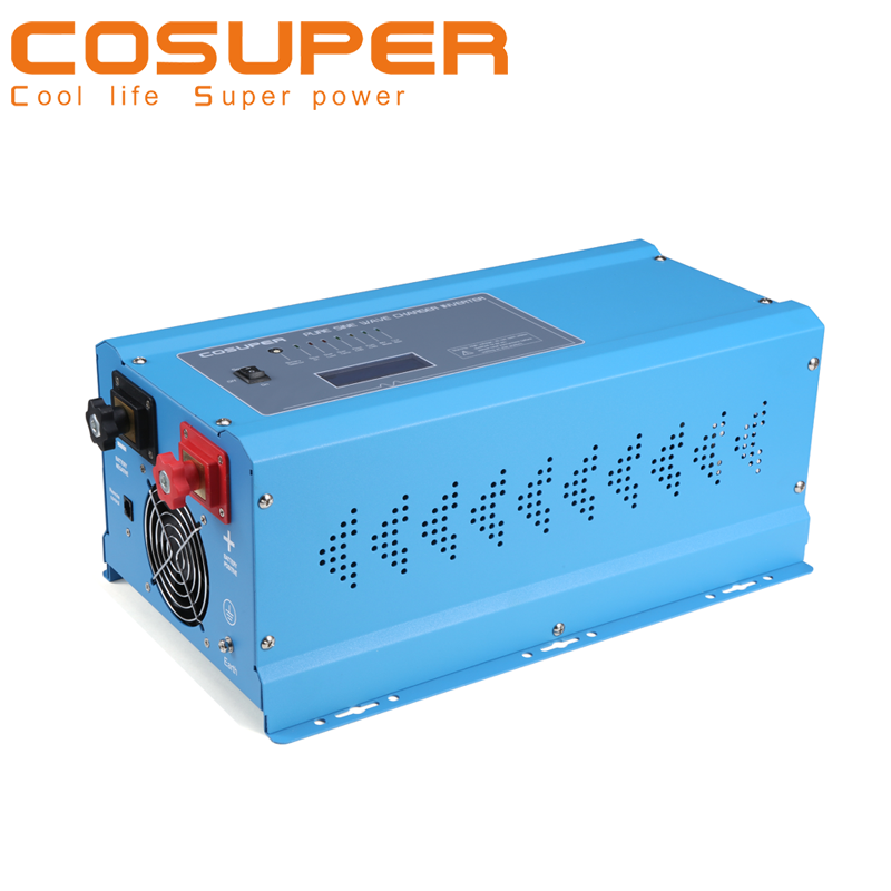 1000W 2000W 3000W 5000W 6000W pure sine wave power inverter 12v 220v