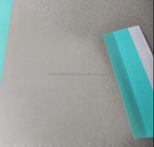 free samples disposable blue nonwoven eye drape 200*290cm for chile