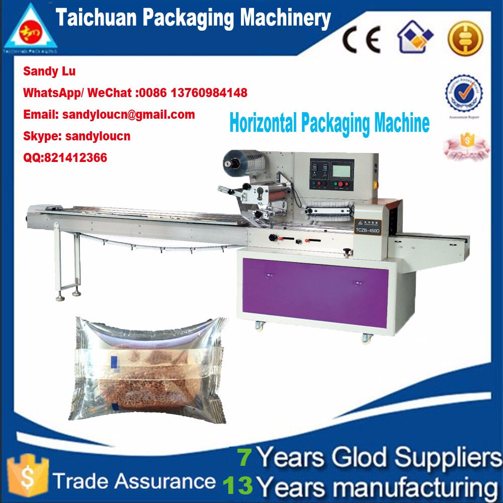 TCZB-320B Automatic Bread Packing Machine