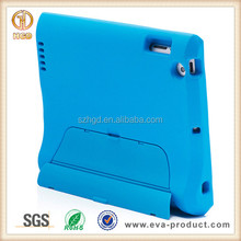 Best selling product in alibaba shockproof eva Foam silicone tablet cover for ipad 3 case with stand