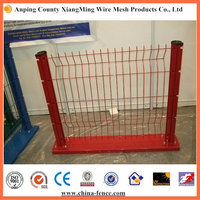 Beautiful and strong powder coating garden wire welded wire mesh