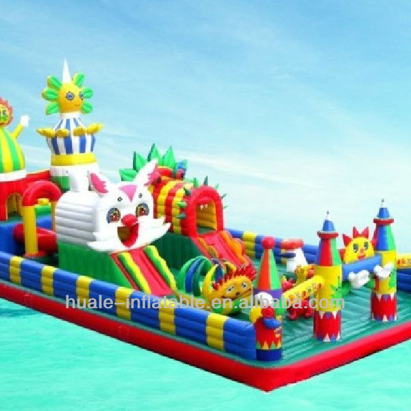 inflatable animal toy, inflatable beach toys, inflatable cartoon castle