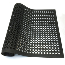 Cheap rubber floor mat for playground