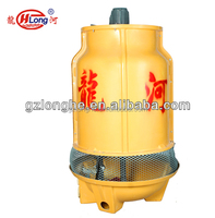 plastic industrial cooling water storage tower