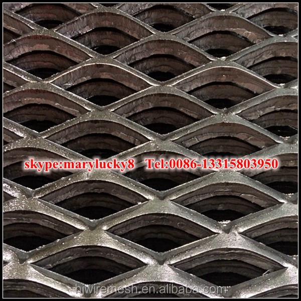 9 Gauge Expanded Metal Mesh Grill 3 4 Expanded Metal Mesh