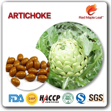 Private Label Liver Support Artichoke Extract Supplement Softgels
