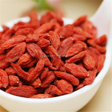Berry goji certified organic ningxia goji berry dried fruit good for health