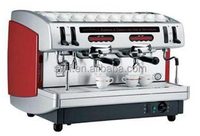 Automatic Commercial Coffee machine with two heads