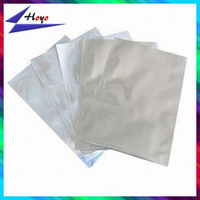 OEM high quality three sides seal aluminum foil cooking bag