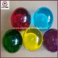 Clear Acrylic Ball Ornament Wholesale Acrylic Sphere Colorful Crystal Ball