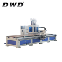 Professional low cost atc double table engraving cnc router machine