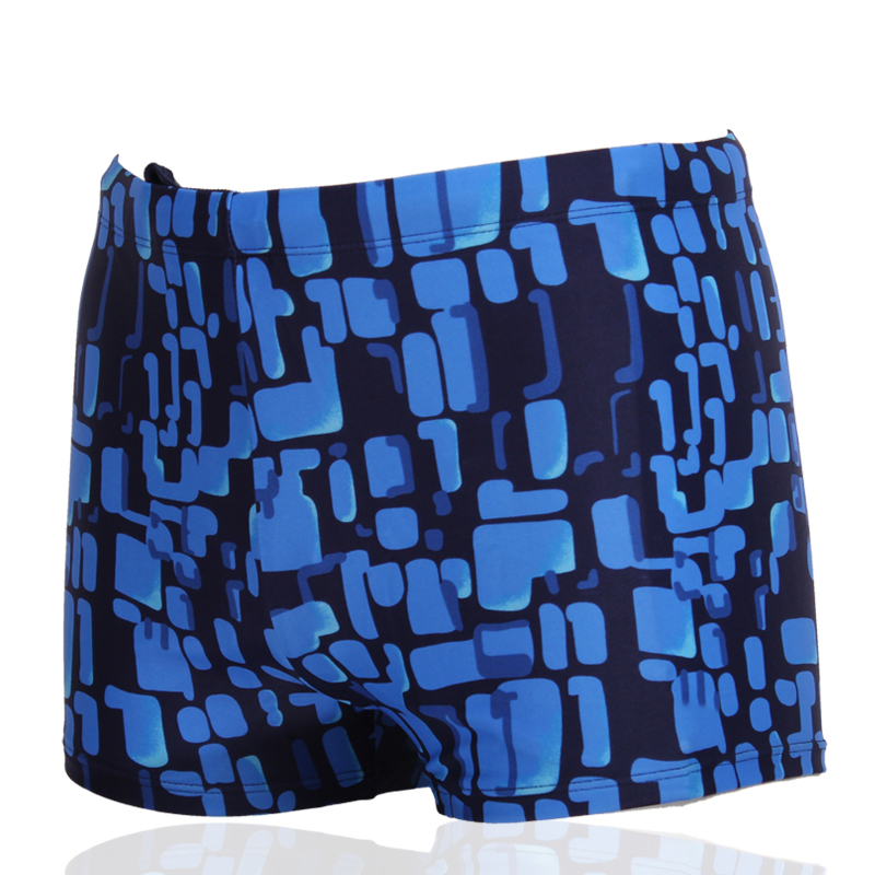 Breathable swimwear with comfortable men swimming short