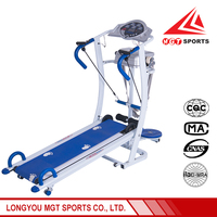 2016 New Fashion folding treadmill