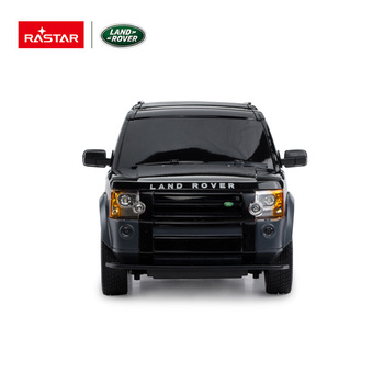 LAND ROVER car Rastar electric motor car in window box plastic battery rc toy cars for kids