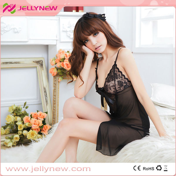 JNQ031 Yeah!Bare lady!Hot dress women sexy red night lingerie