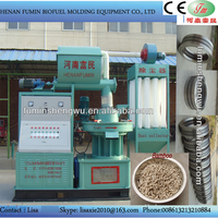 China briquettes making machine